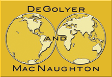 [DeGolyer and MacNaughton]